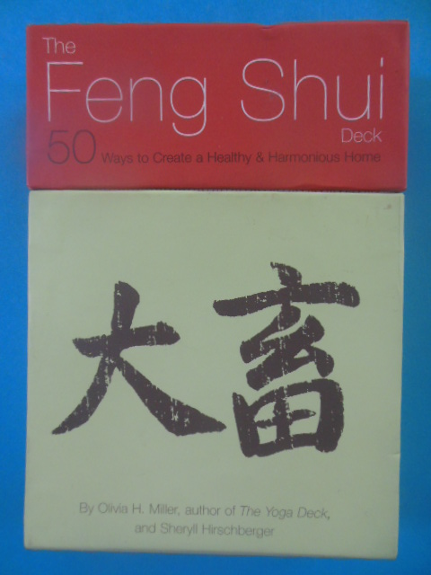 Image for The Feng Shui Deck: 50 Ways To Create a Healthy and Harmonious Home (2003)