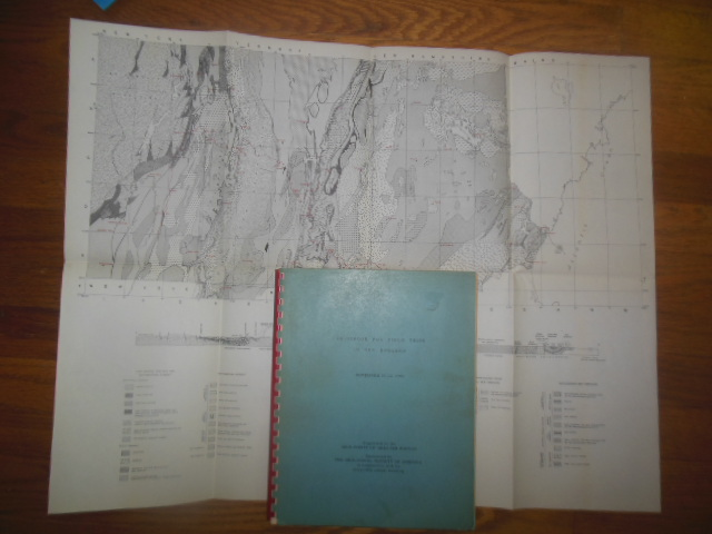 Image for Guidebook For Field Trips in New England 1952 (Geology)