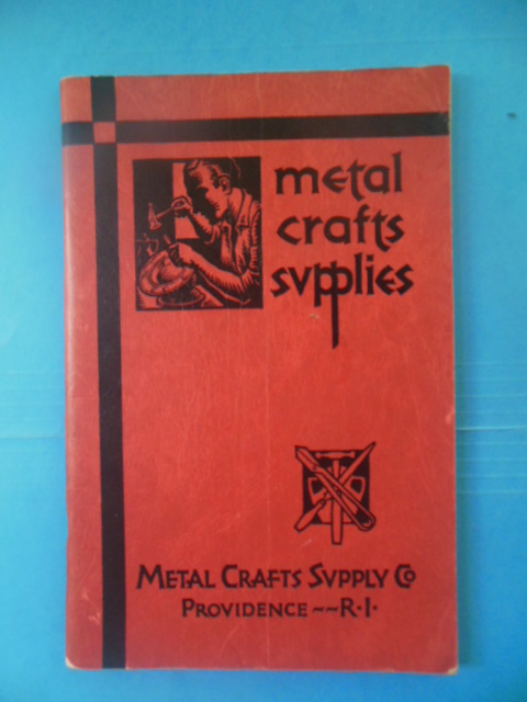 Image for Metal Craft Supply Company Catalog (1948)