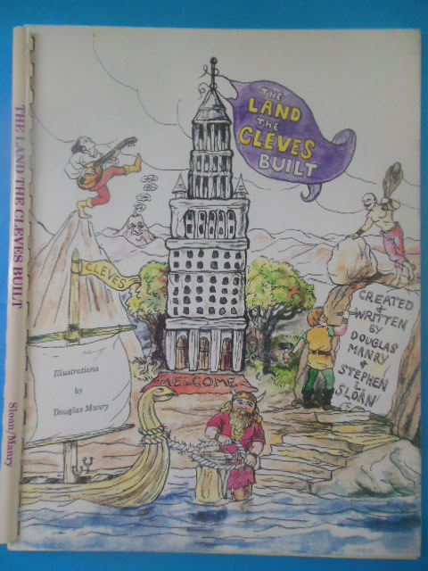 Image for The Land the Cleves Built   (Cleveland, Ohio 1989)