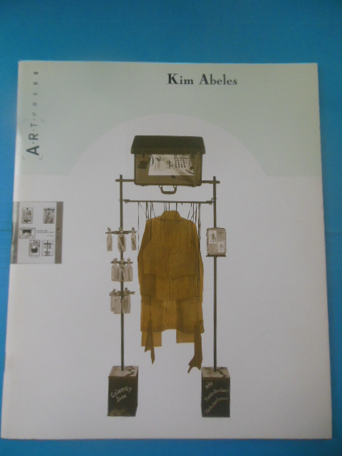 Image for Kim Abeles (Art Catalog, 1988)