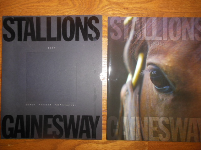 Image for Stallions 2005 Gainesway