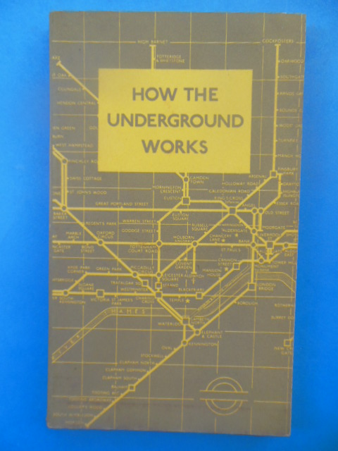 Image for How the Underground Works (1963)