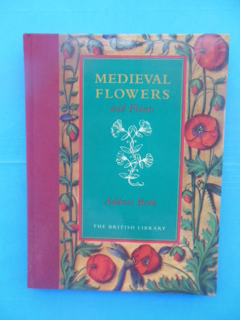 Image for Medieval Flowers and Plants Address Book (1995)