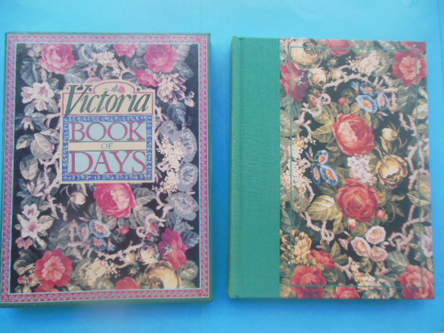 Image for The Victoria Book of Days In Slipcase (1989)