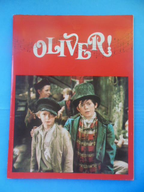 Image for Oliver! (Movie Souvenir 1968)
