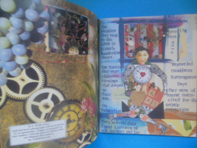 Image for Play: The Art of Visual Journals Issue 3 (2002)