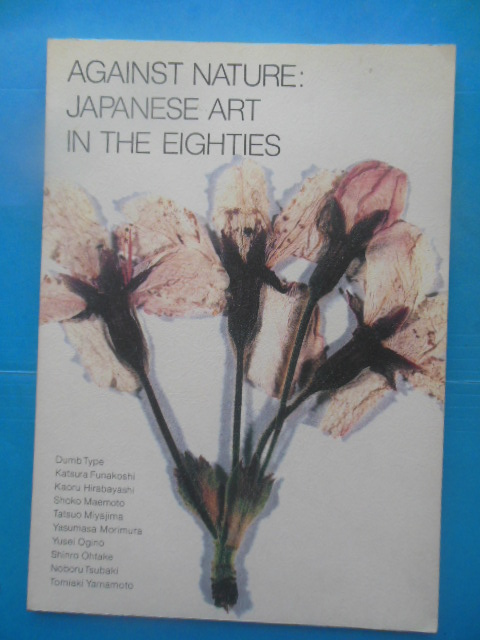Image for Against Nature: Japanese Art in the Eighties (1989)