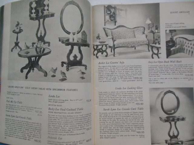 Image for It's Fun to Buy From Forslund's Portfolio of Quaint American Furniture (1958 catalog)