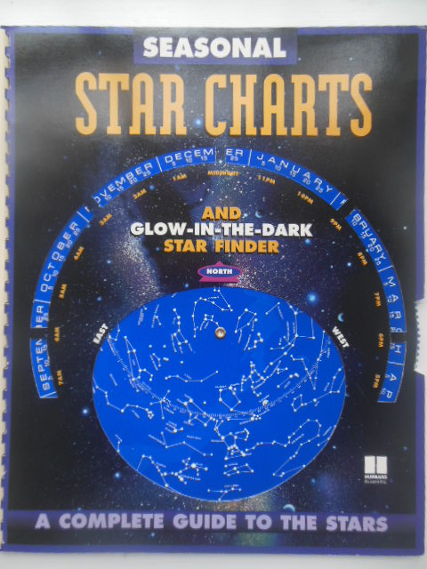 Image for Seasonal Star Charts.   A Complete Guide to the Stars (2000)