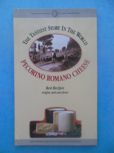 Image for Pecorino Ramono Cheese the Tastiest Story in the World (1994)