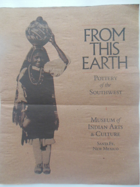 Image for From This Earth: Pottery of the Southwest (1987)