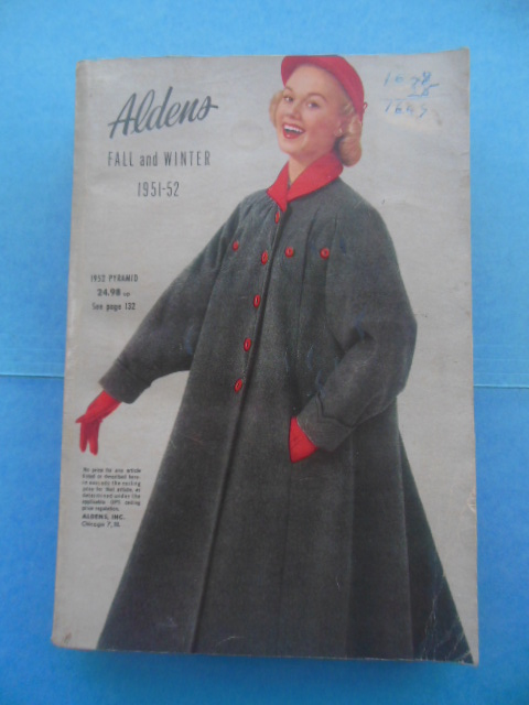 Image for Aldens Fall and Winter 1951-52 Catalog