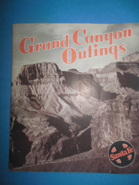 Image for Grand Canyon Outings (1937)