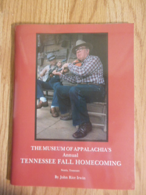 Image for Museum of Appalachia's Annual Tennessee Fall Homecoming 1986