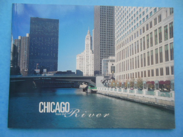 Image for Chicago From the River (SIGNED 1995)