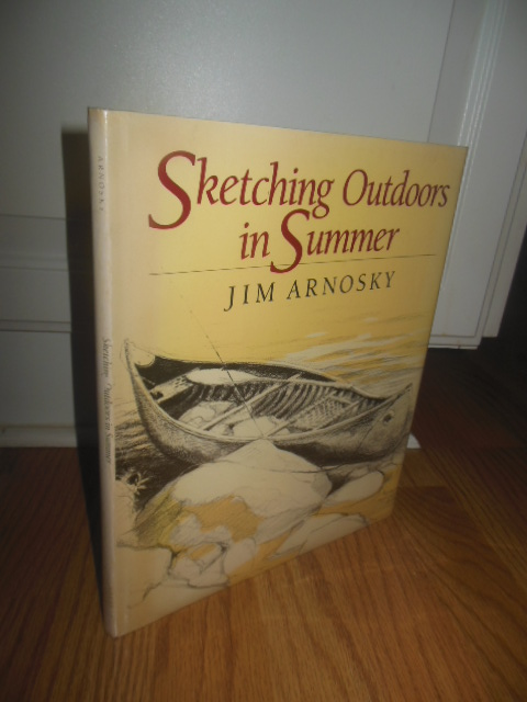 Image for Sketching Outdoors in Summer (1988)