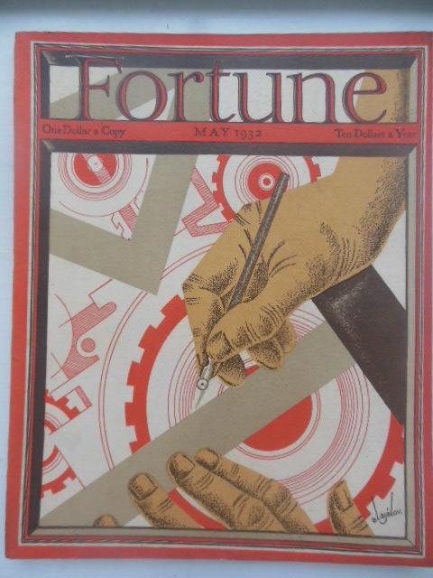 Image for Fortune Magazine  May, 1932 (Musslin's Ships, Toscanini, Brewing Beer, Race Horses)