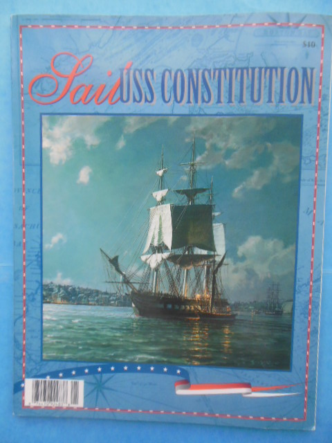 Image for Sail USS Constitution 200 Year Anniversary (1997 Commemoration)