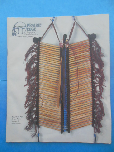 Image for Prairie Edge Creators of Plains Indian Art, Artifacts and Jewelry Catalog (circa 1970's)