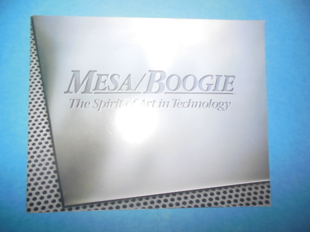 Image for Mesa Boogie: The Spirit of Art in Technology (1995)