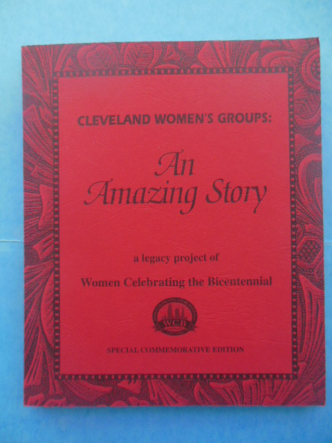 Image for Cleveland Women's Groups: An Amazing Story (1996)