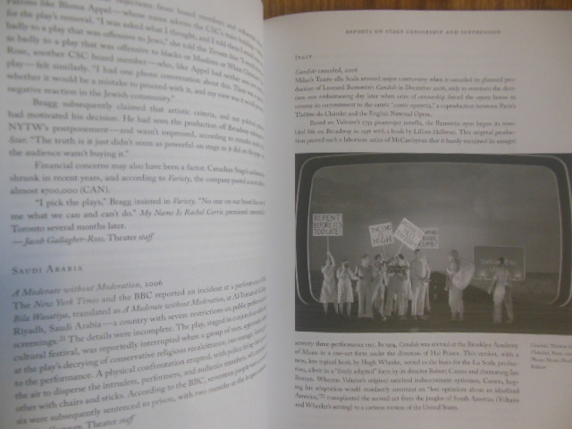 Image for Theater Magazine Yale Repertory Theater: Censorship and Performance (2008)