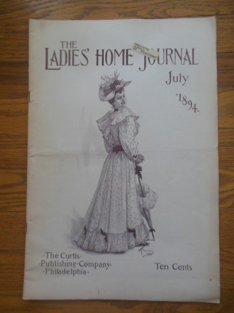Image for The Ladies Home Journal July, 1894