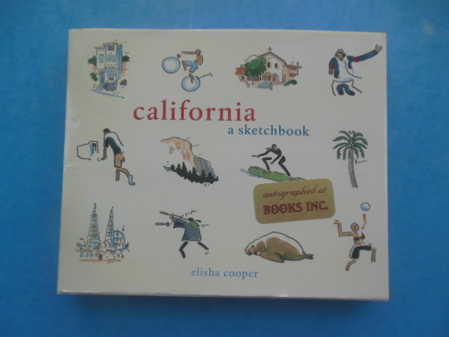 Image for California Sketch Book (SIGNED 1st edition)
