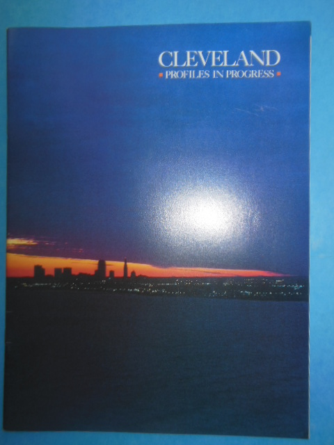 Image for Cleveland Profiles in Progress