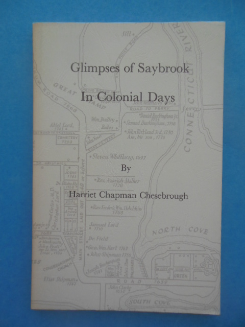 Image for Glimpses of Saybrook in Colonial Days (1984-85)