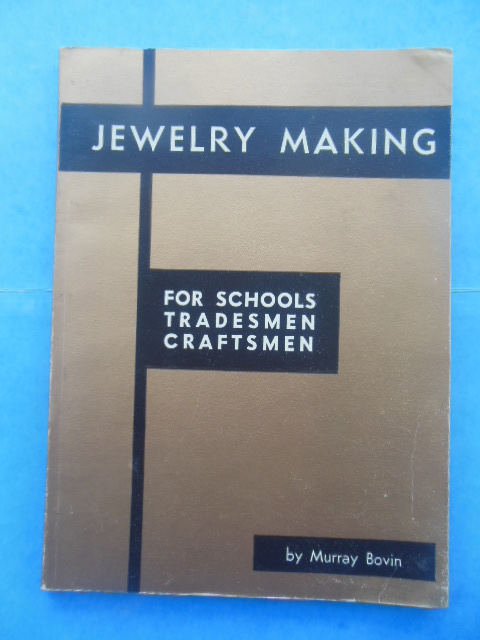 Image for Jewelry Making (For Schools Tradesmen Craftsmen 1970)