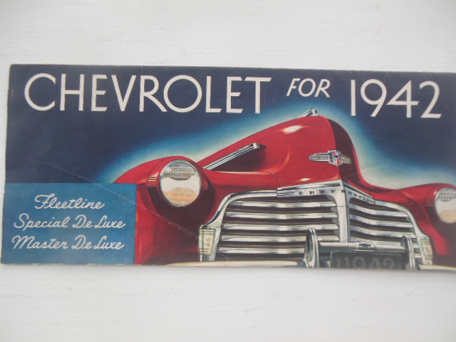 Image for Chevrolet For 1942