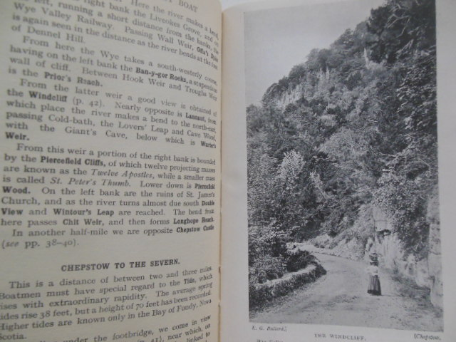 Image for Hereford and the Wye Valley Illustrated Guide Book (1922-23)