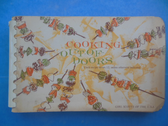 Image for Cooking Out-Of-Doors (Girl Scouts, 1960)