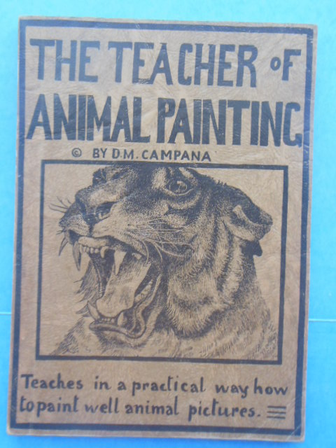 Image for the Teacher of Animal Painting