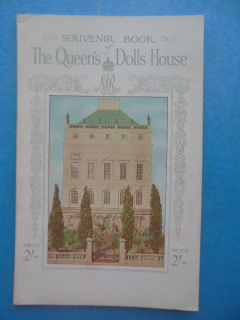 Image for Souvenir Book of the Queen's Dolls' House (1924)