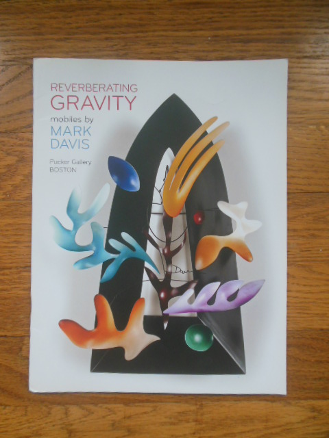 Image for Reverberating Gravity Mobile by Mark Davis