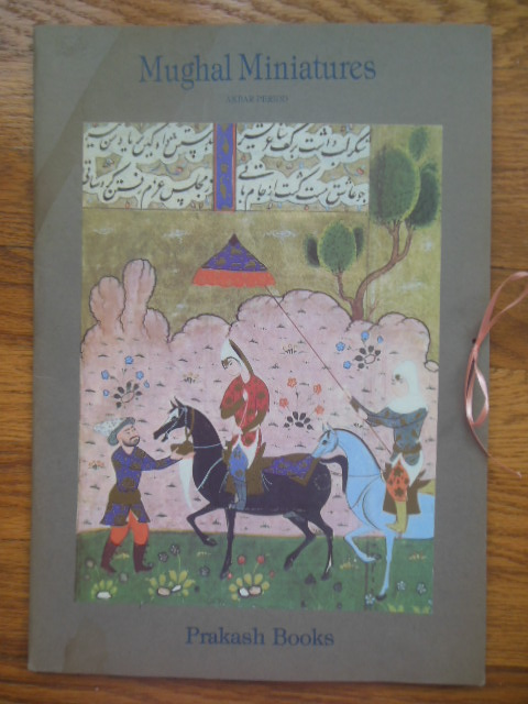 Image for Mughal Miniatures: Akbar Period (Six Prints in Portfolio with booklet)