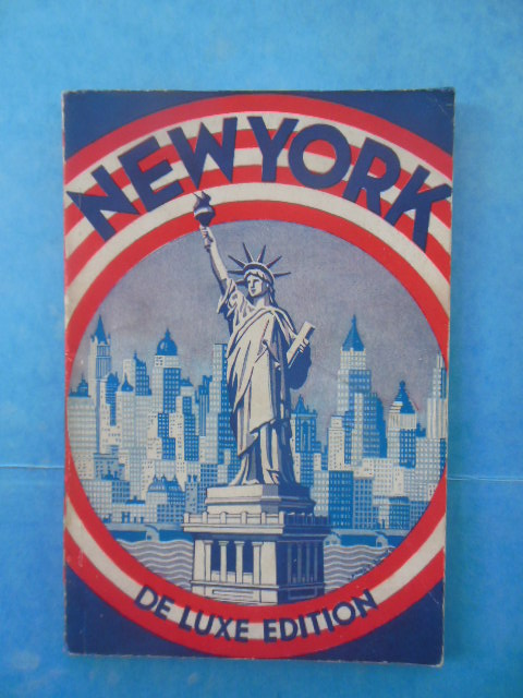 Image for Famous Guide to New York 1938 (De Luxe Edition)