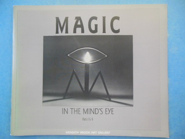 Image for Magic In the Mind's Eye Parts I and II (Collection of Kempf Hogan, 1987)