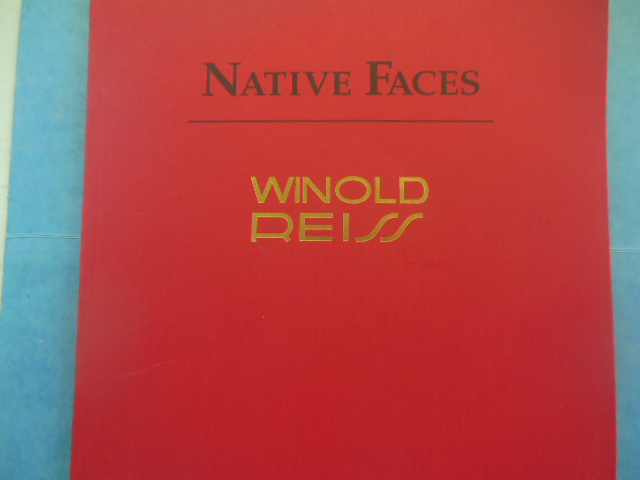 Image for Native Faces: Winold Reiss