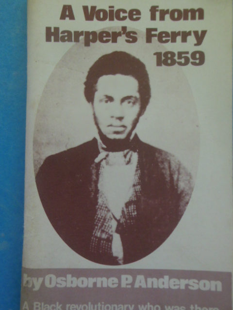 Image for A voice From Harper's Ferry 1859: The Unfinished Revolution (1974)