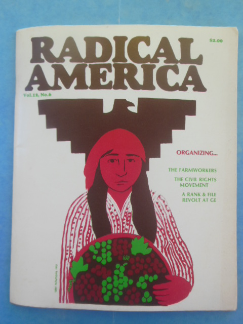 Image for Radical America Magazine November-December, 1978