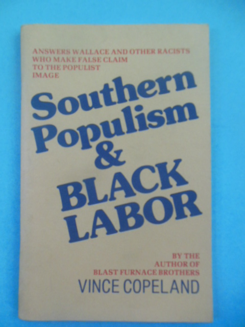 Image for Southern Populism and Black Labor (1975)