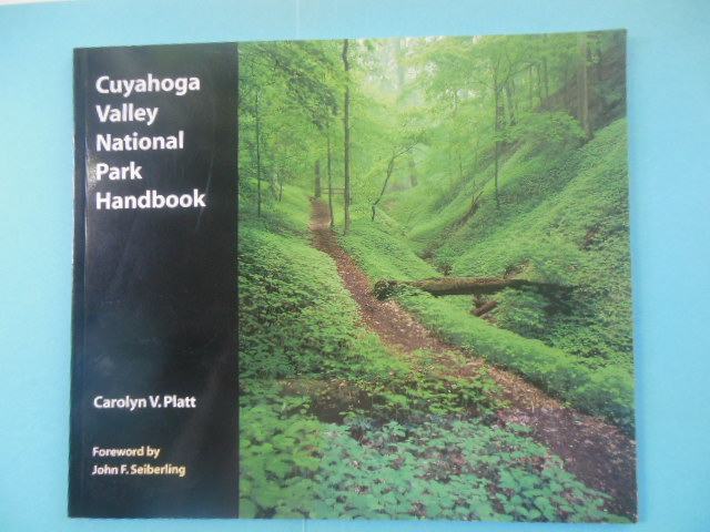 Image for Cuyahoga Valley National Park Handbook (2006 SIGNED)