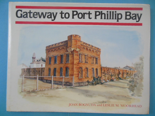 Image for Gateway to Port Phillip Bay (1980)