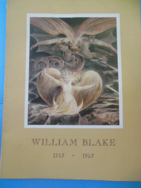 Image for William Blake 1757--1957 Bicentennial Exhibition Oct.18 --Dec. 1, 1957