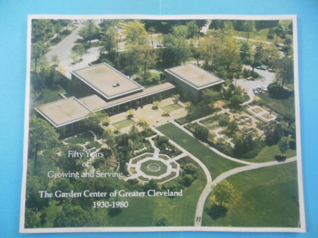 Image for Fifty Years of Growing and Serving The Garden Center of Greater Cleveland (1980)