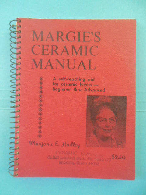 Image for Margie's Ceramic Manual (1975)